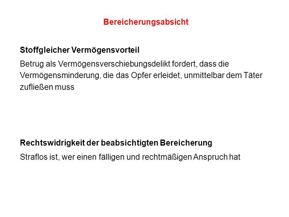 Urkundenfälschung gem.§ 267 I I. Tatbestand 1.