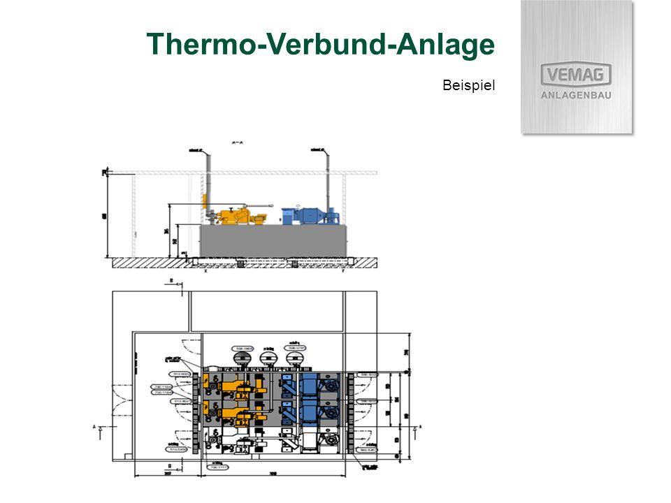 Beispiel Thermo-Verbund-Anlage