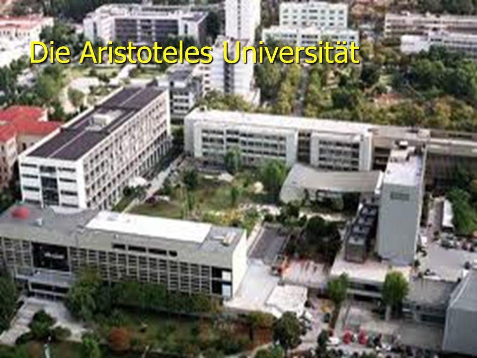 Die Aristoteles Universität