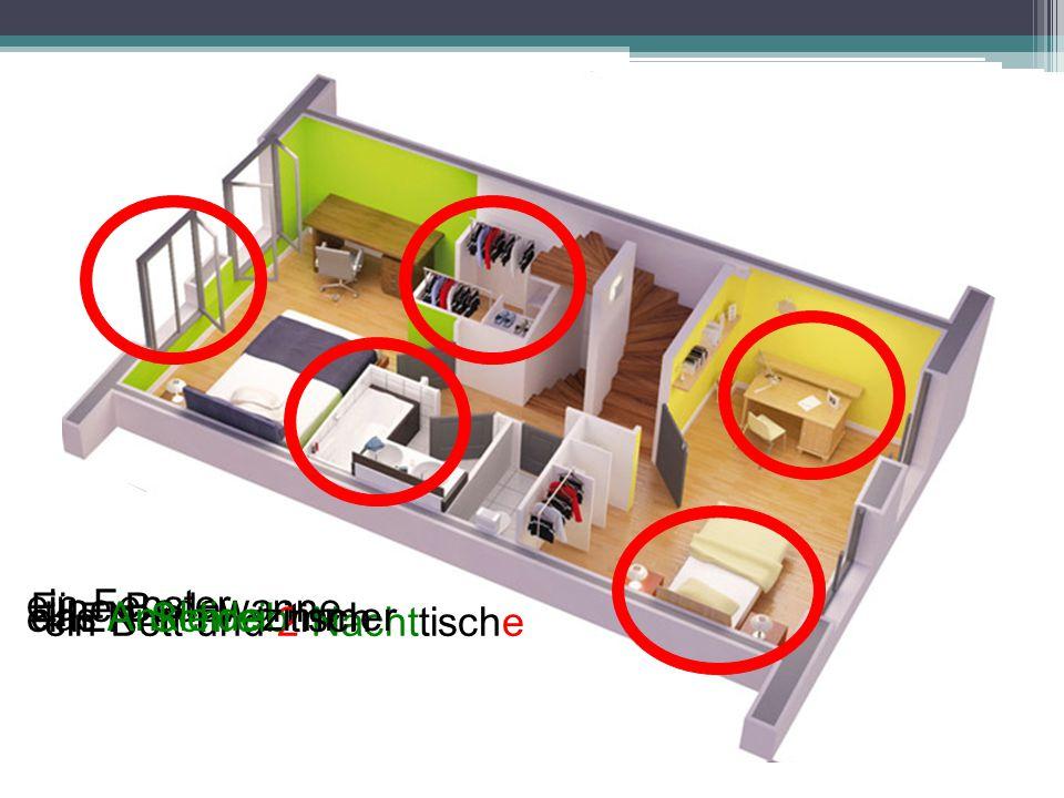 ein Fenster Eine Badewanne ein Bett und 2 Nachttische einEN Schreibtisch das Ankleidezimmer