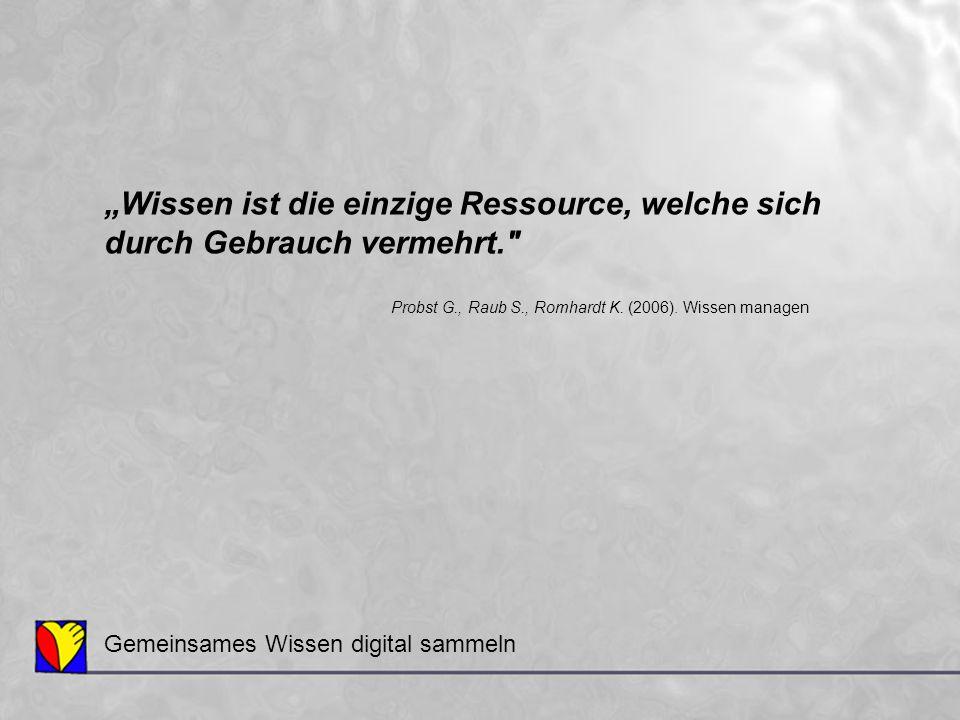 E-Learning und E-Teaching ID 997: Wissen sammeln und teilen (997) Projektteam Wilhelm Tanzer & Herbert Scheuchenpflug 36 SchülerInnen Sek I, 8.