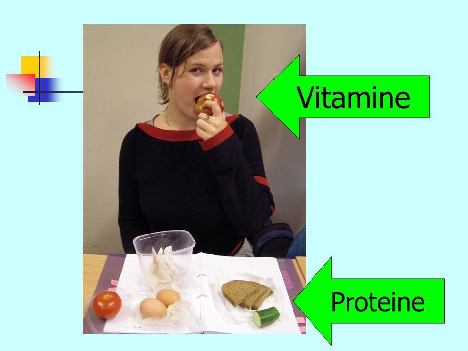 Vitamine Proteine