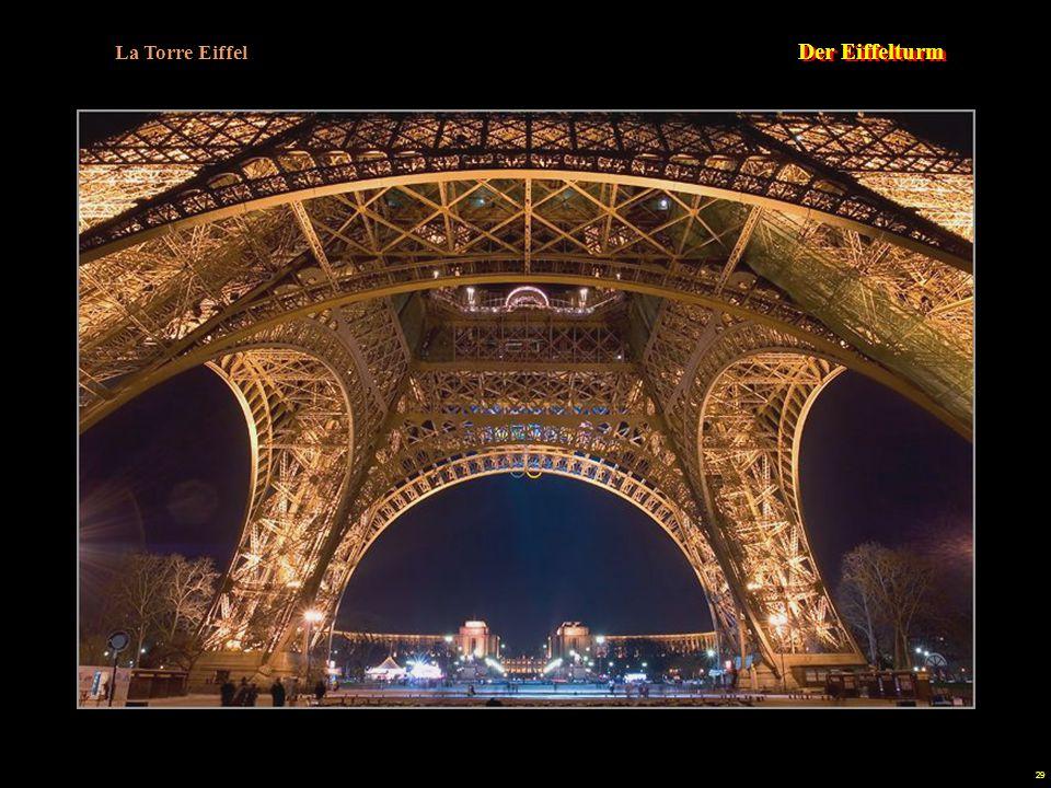 28 Puente de Alejandro III Plaza del Trocadero y Palais de Chaillot Quai d'Orsay Trocadero-Platz und Chaillot-Palast Orsay-Kai Brücke Alexander III