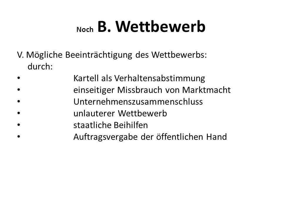 Noch B.Wettbewerb V.