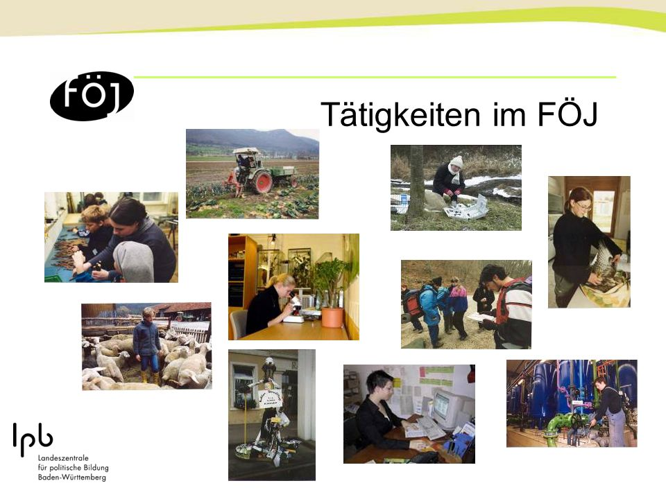  Bsp.Bio-Hof Tierpflege Feldarbeit Marktverkauf Hofladen Brot backen  Bsp.