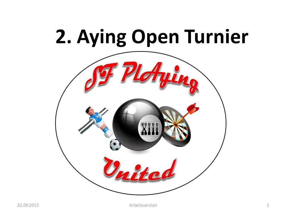 1Arbeitsversion22.09.2013 2. Aying Open Turnier