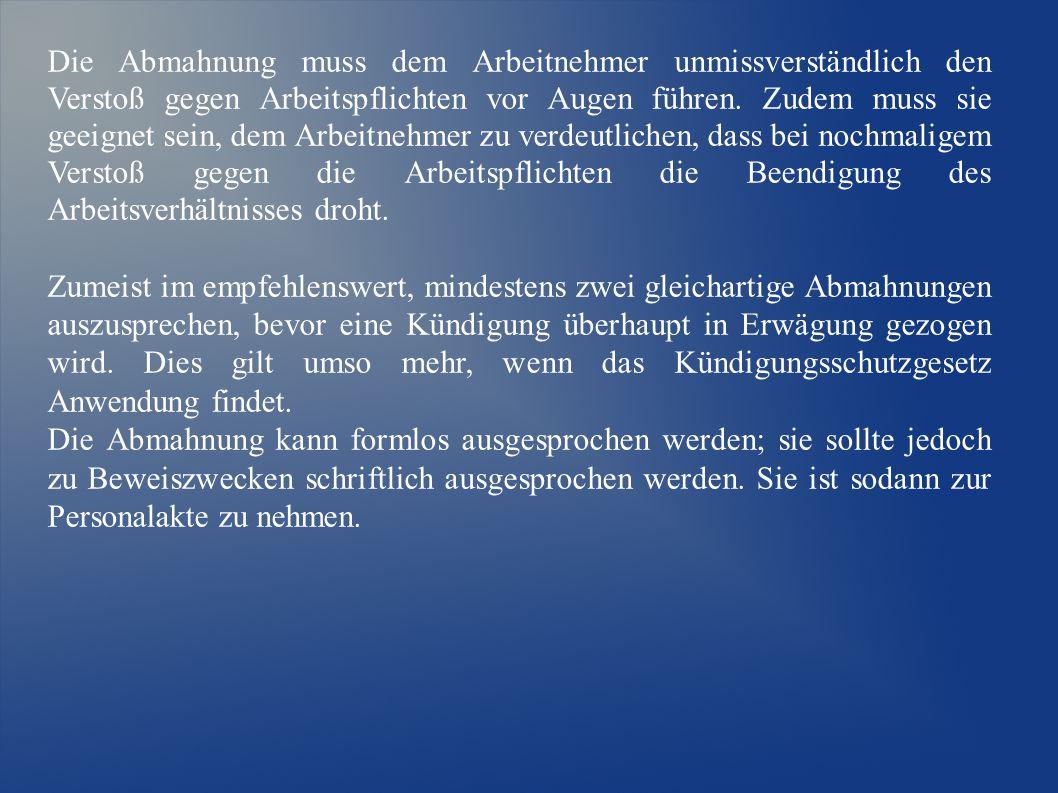 Modell des Kündigungsschutzes Schriftform (§ 623 BGB); Kündigungsfristen (§ 622 BGB + Tarifverträge) Allgemeiner Kündigungsschutz (§§ 1 ff.