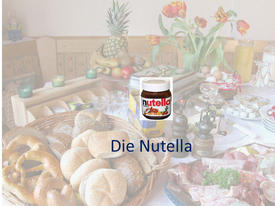 Die Nutella