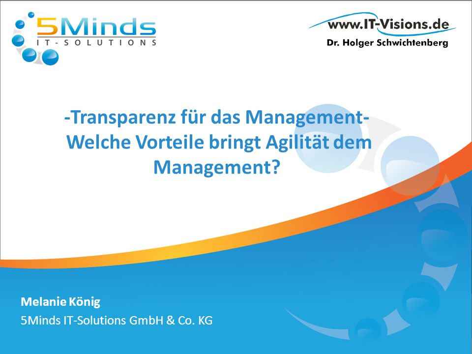 Melanie König 5Minds IT-Solutions GmbH & Co.