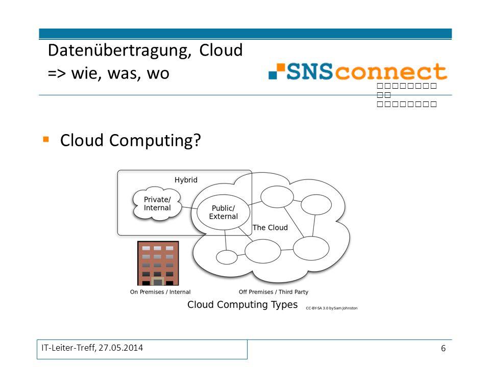 inspired by security  Danke!  Q & A Fragen 27 IT-Leiter-Treff, 27.05.2014