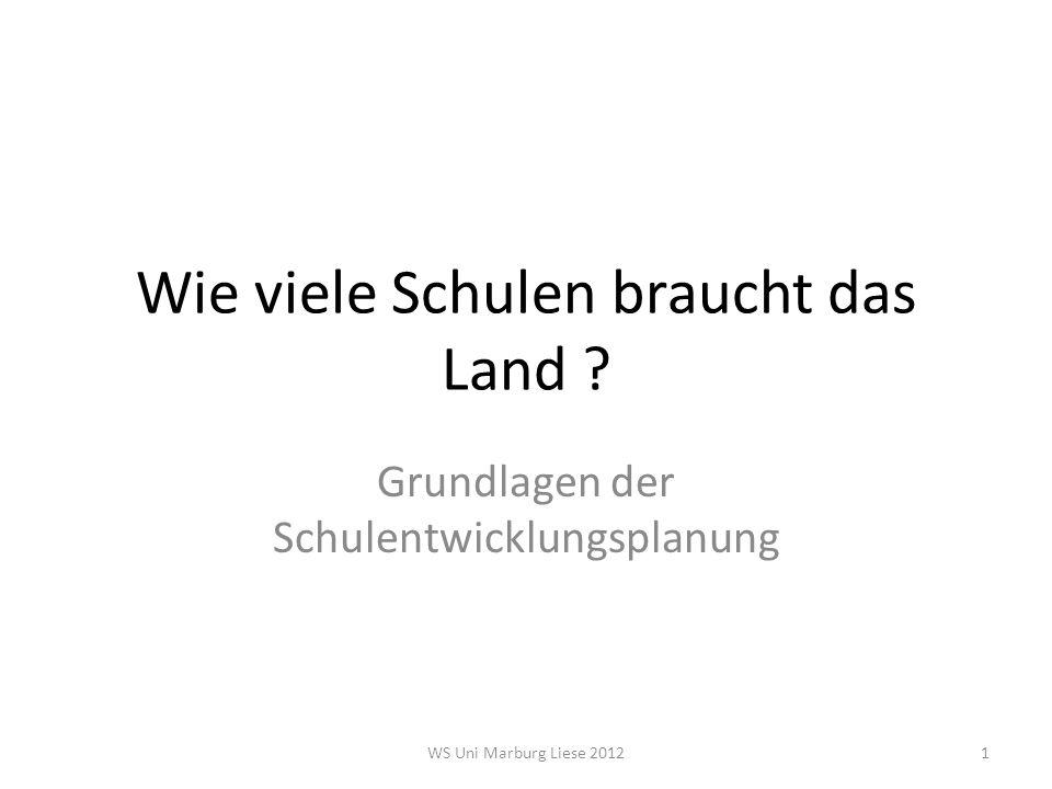 Rechtliche Grundlagen Grundgesetz und Hessische Verfassung Artikel 7 Abs 1 GG- Das Schulwesen steht unter Aufsicht des Staat.