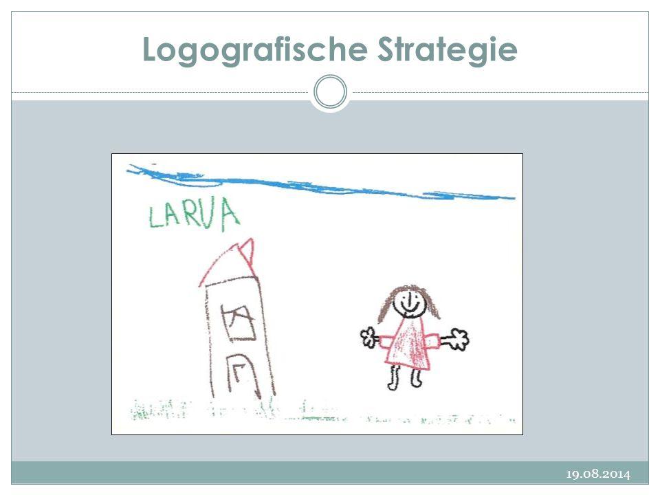 Logografische Strategie 19.08.2014