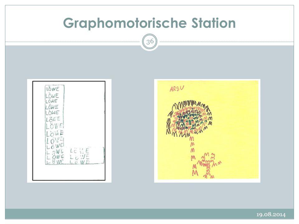 Graphomotorische Station 19.08.2014 36