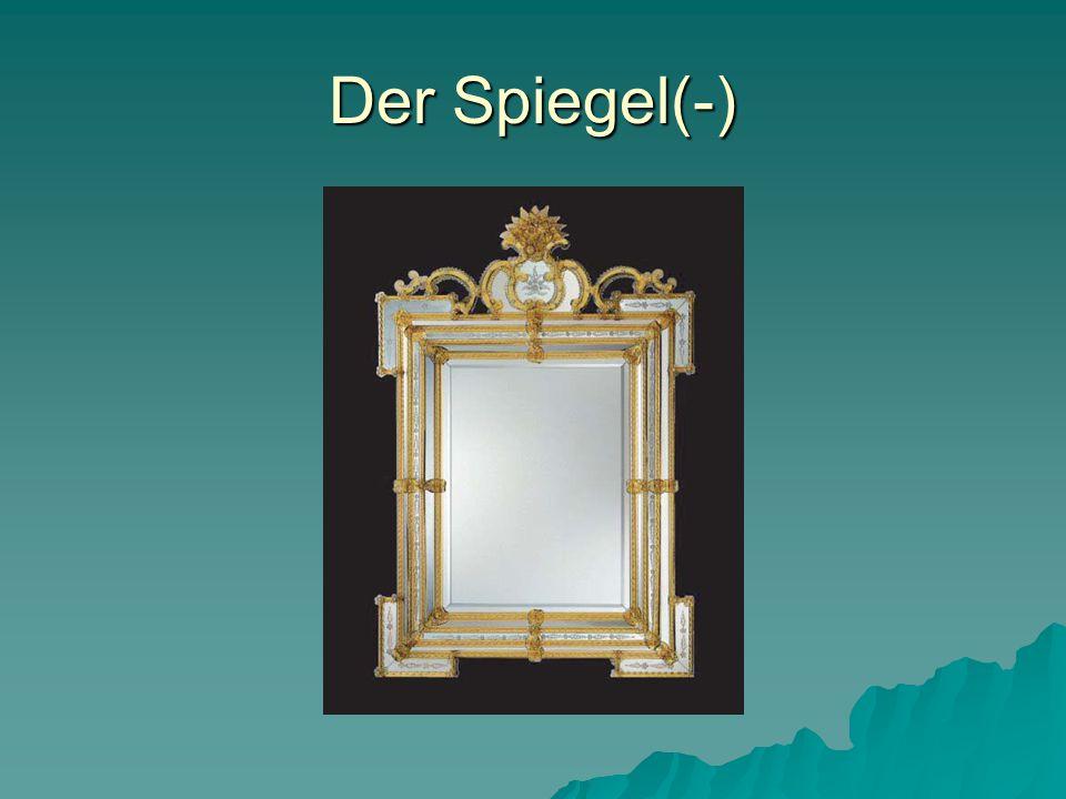 Der Spiegel(-)