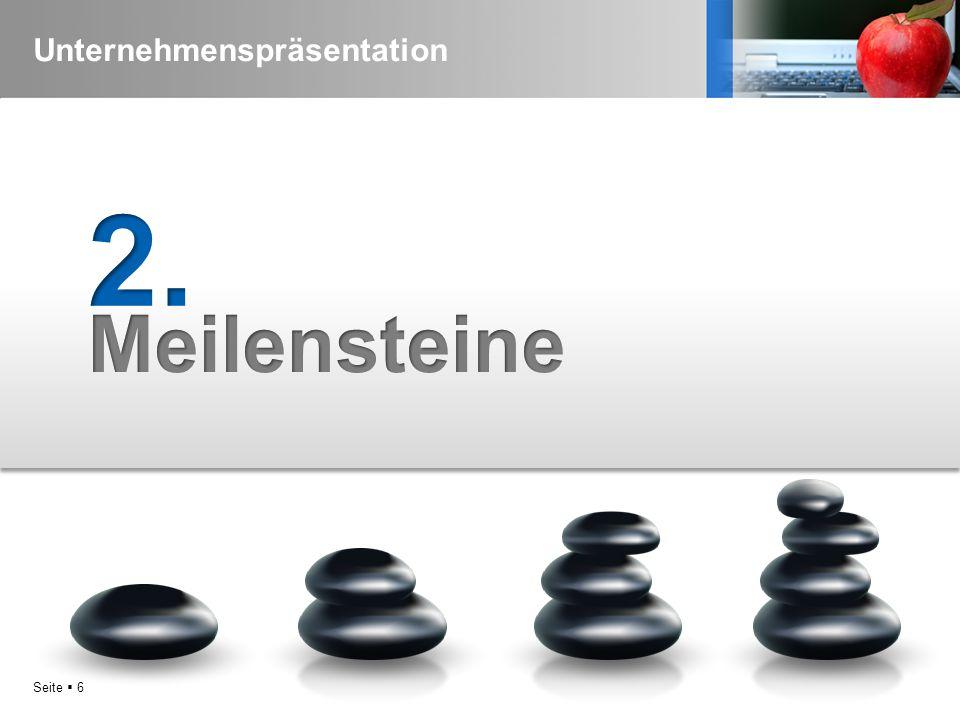 Seite  5 Unternehmenspräsentation  Gründung: 2011  Standorte: CH, D, (A in Planung)  Jahresumsatz: > 500.000,- Euro  Auslastung: 260 Tage/Jahr 