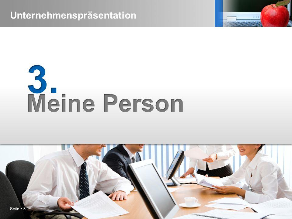 Seite  7 Unternehmenspräsentation Meilensteine 2 2015: Planung – Niederlassung in Österreich 2013: Erweiterung Excellence Interim Management 2012: Ni