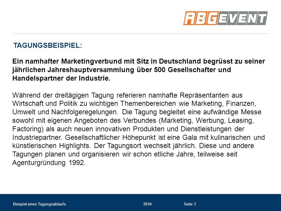 Ein namhafter Marketingverbund mit Sitz in Deutschland begrüsst zu seiner jährlichen Jahreshauptversammlung über 500 Gesellschafter und Handelspartner