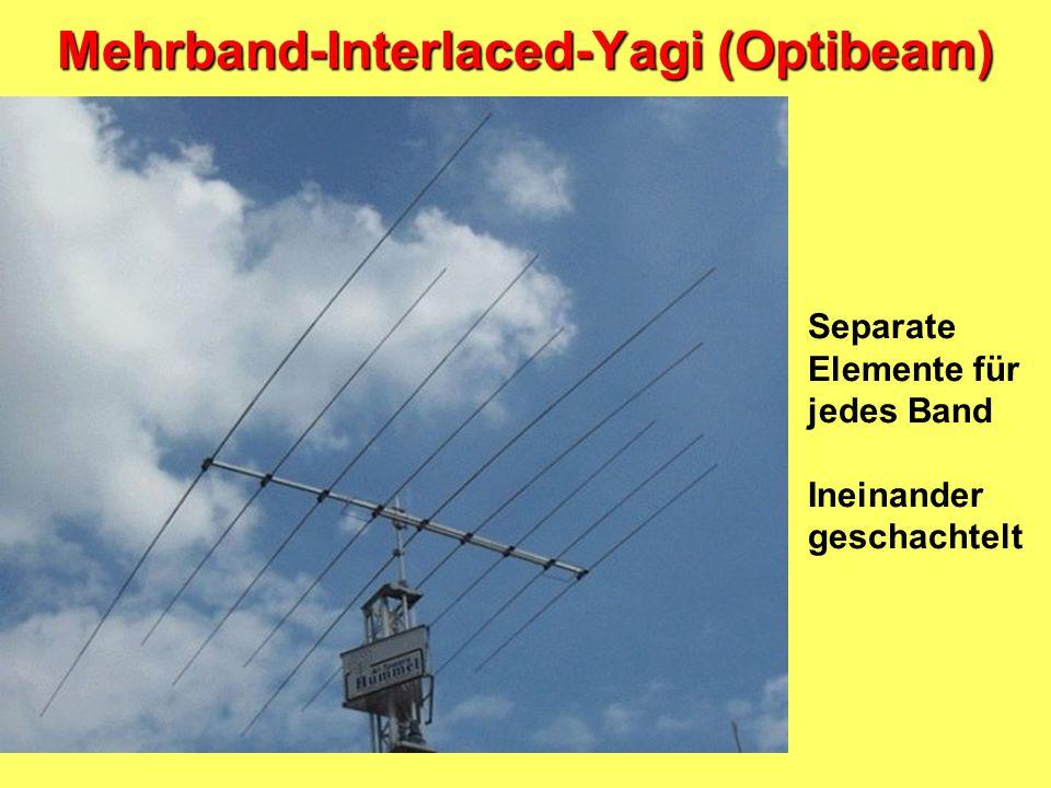 Mehrband- Trap-Beam FB-DX506 Mehrband- Trap-Beam FB-DX506 Kombination aus Trap-Beam und interlaced Yagi