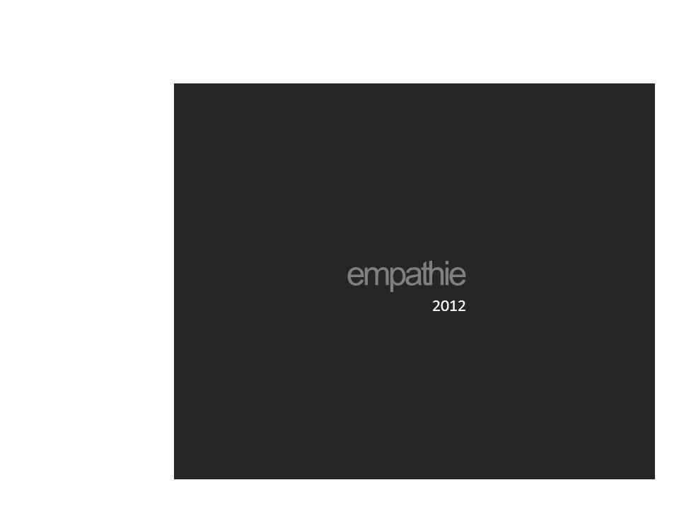 empathie 2012