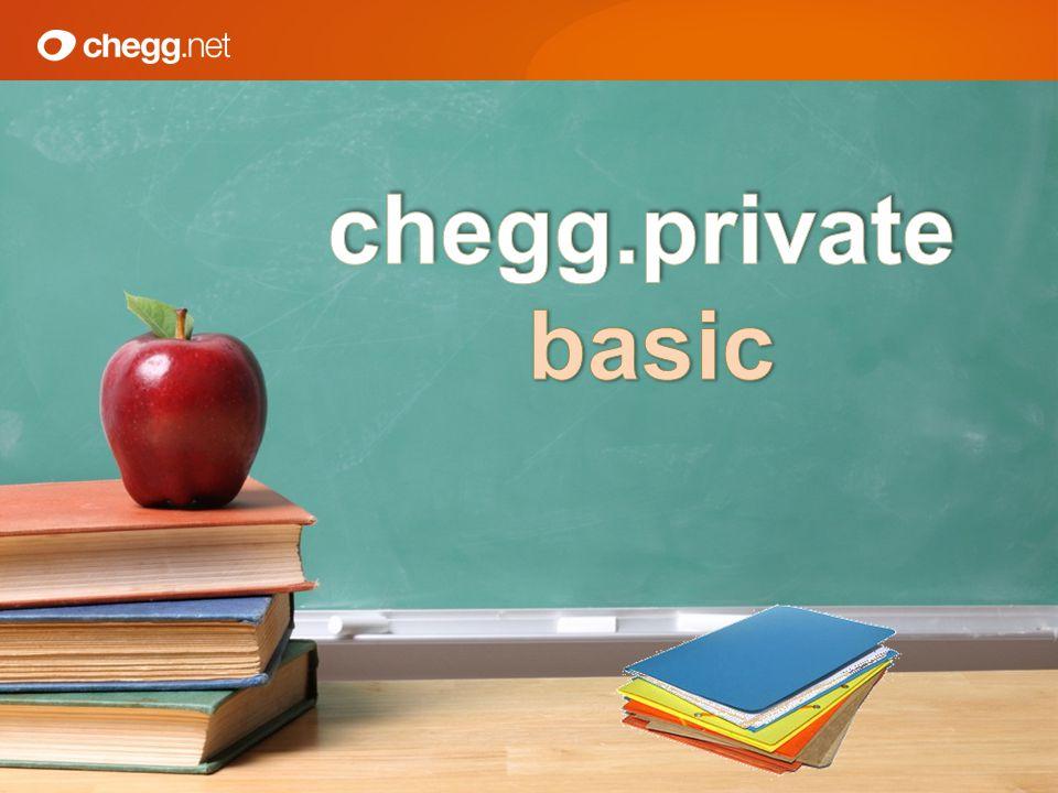 chegg.net für Privatkonsumenten ist seit April 2013 online.
