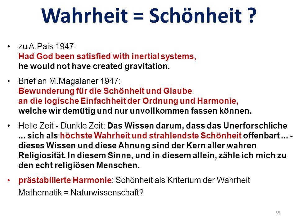 Erkennbarkeit der Welt Festrede zu Plancks 60.