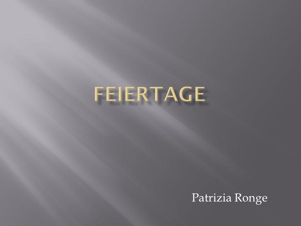 Patrizia Ronge