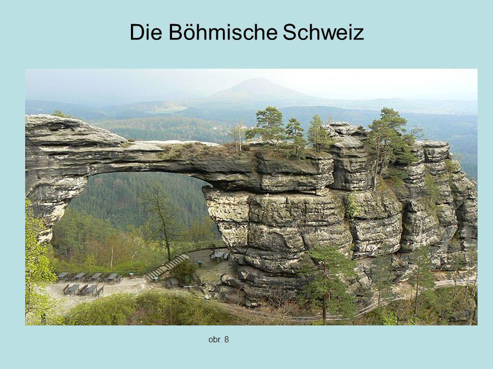 Die Böhmische Schweiz obr. 8