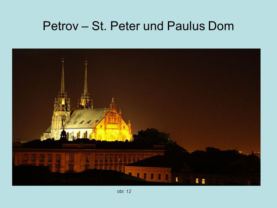 Petrov – St. Peter und Paulus Dom obr. 12