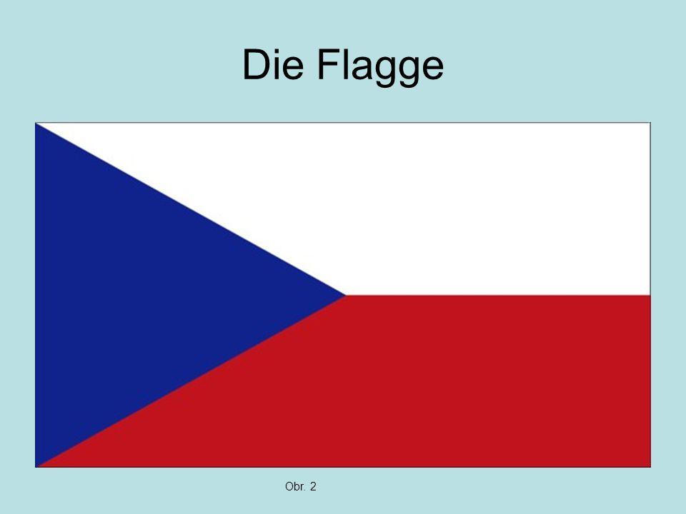 Die Flagge Obr. 2
