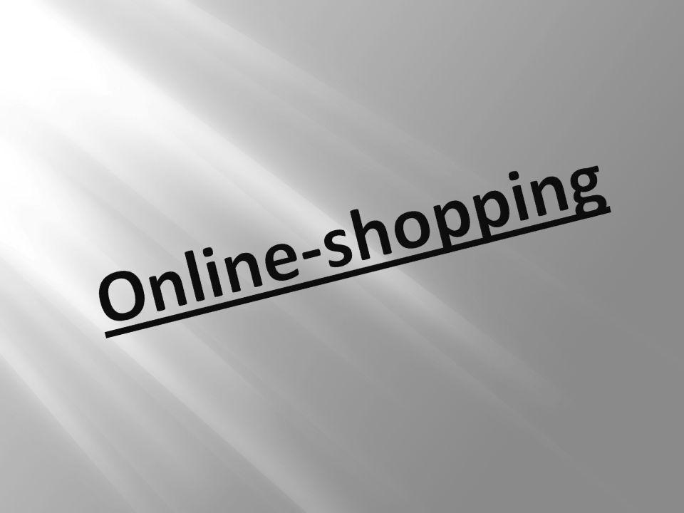  Ein Online-Shop ist eine Webseite, welche Produkte und Dienstleistungen zum Verkauf anbietet.
