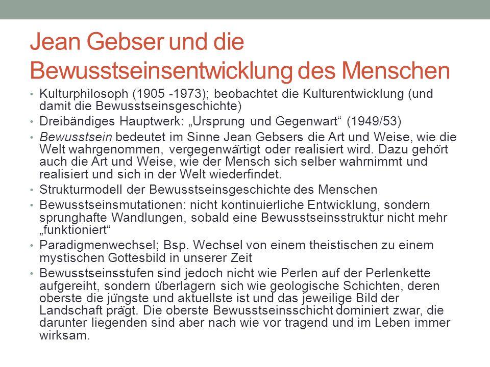 Mutation des Bewusstseins (Willy Obrist) Willy Obrist (*1918) studierte Philosophie, Geschichte und Medizin.