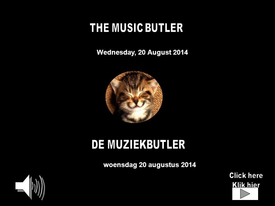 Wednesday, 20 August 2014 woensdag 20 augustus 2014