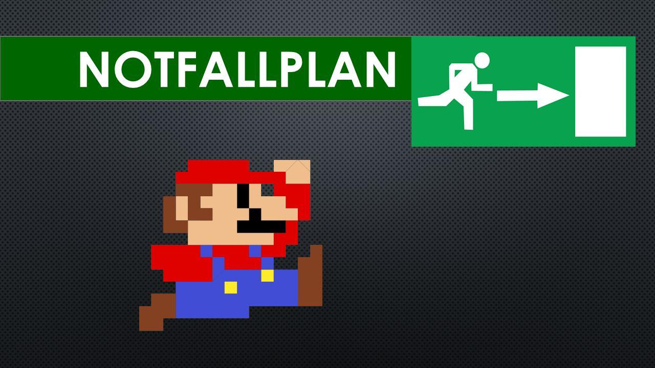 NOTFALLPLAN