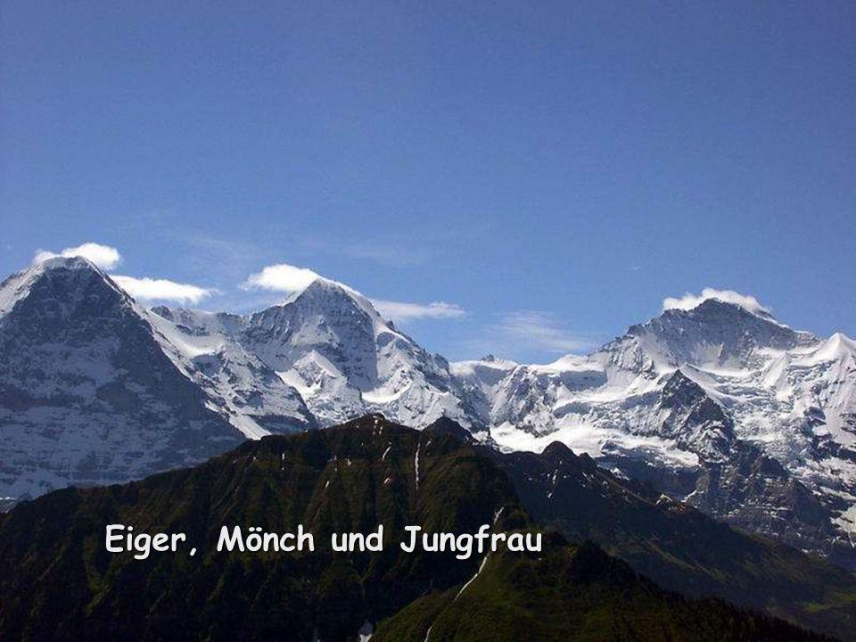Wettergruppe – im Berneroberland