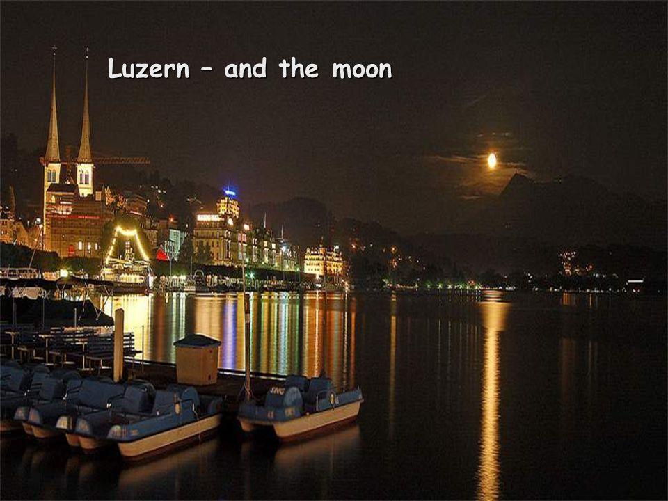 Lugano – die Sonnenstube der Schweiz