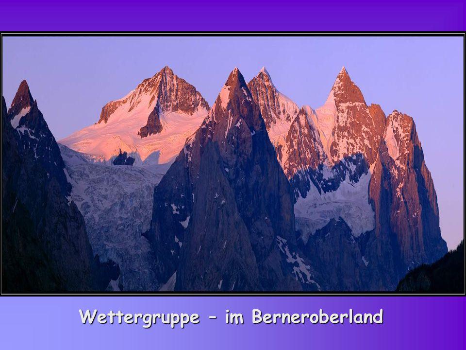 Abendstimmung im Kanton Nidwalden