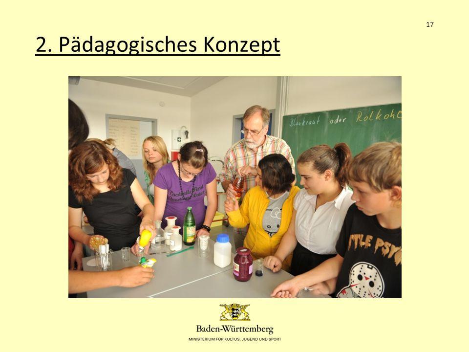 2. Pädagogisches Konzept 17