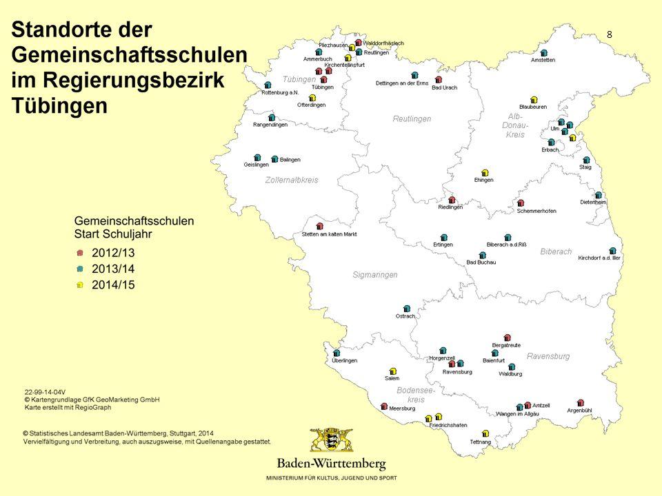 1.Die Gemeinschaftsschule in BW Grundgesetz Art.