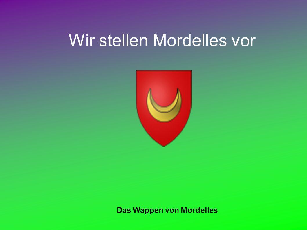 Wir stellen Mordelles vor Das Wappen von Mordelles
