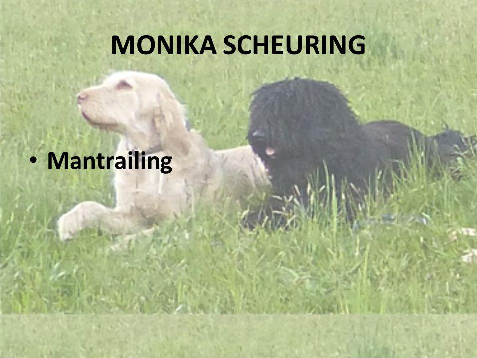 MONIKA SCHEURING Mantrailing