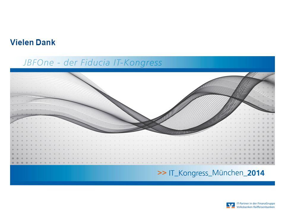 © Fiducia IT AG Text Vor- und Nachname des Verfassers   Titel der Präsentation   JBFOne 2014Seite 9