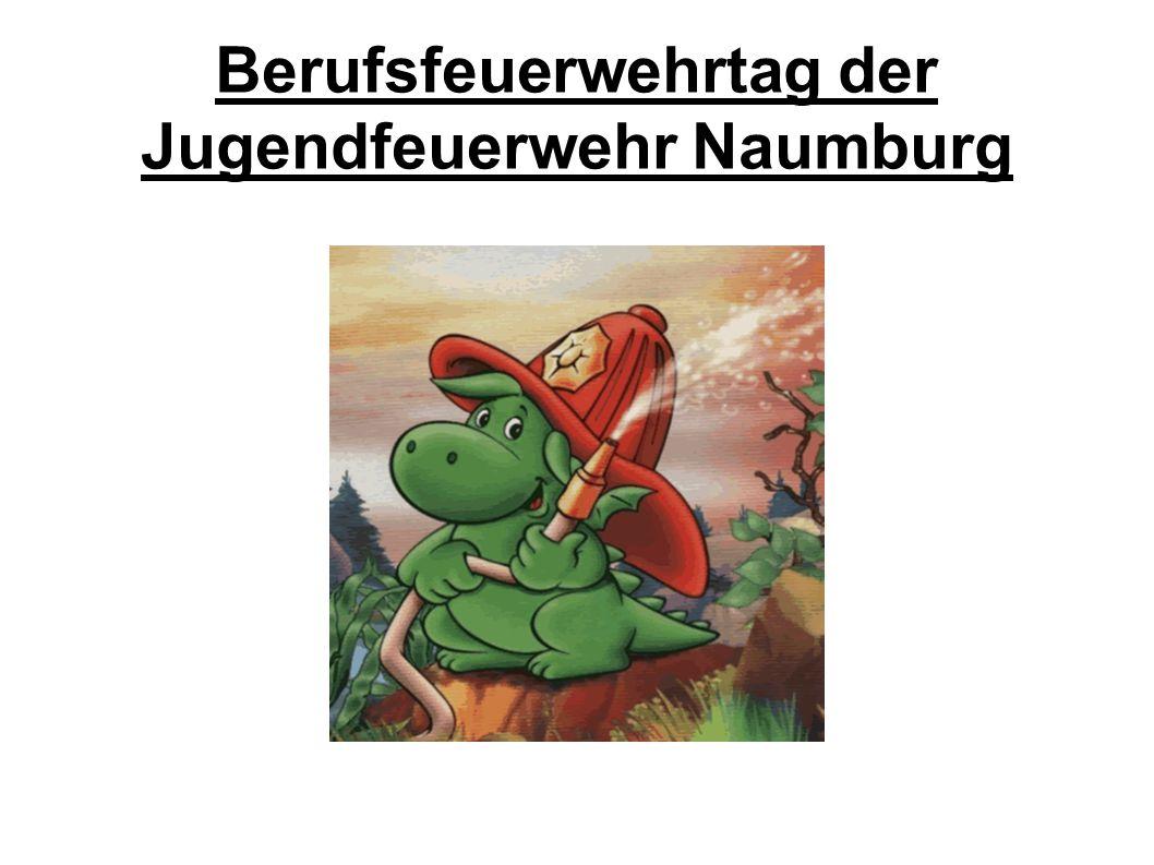 Berufsfeuerwehrtag der Jugendfeuerwehr Naumburg