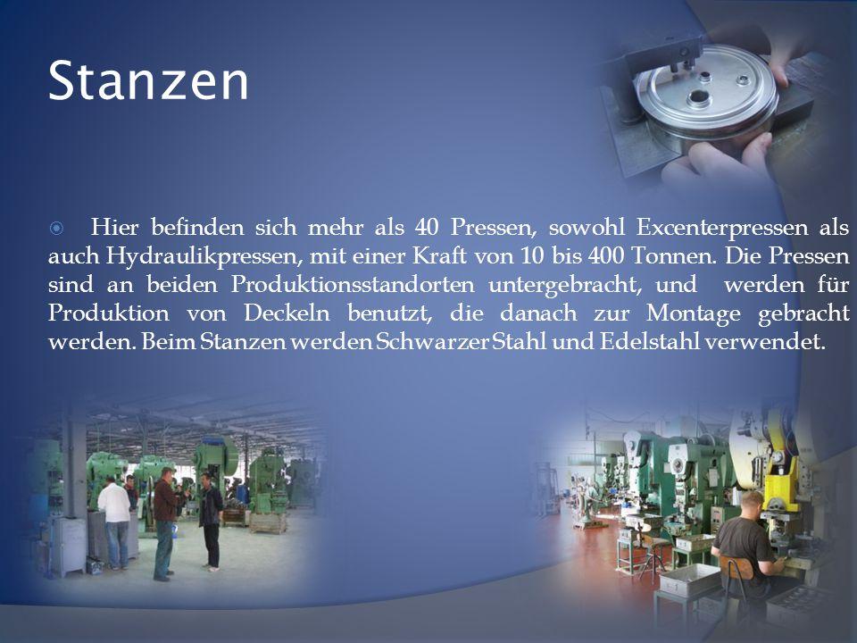 CNC Bearbeitung  Wir verfügen über mehr als 20 CNC-Maschinen für die Produktion von Einzelteilen.