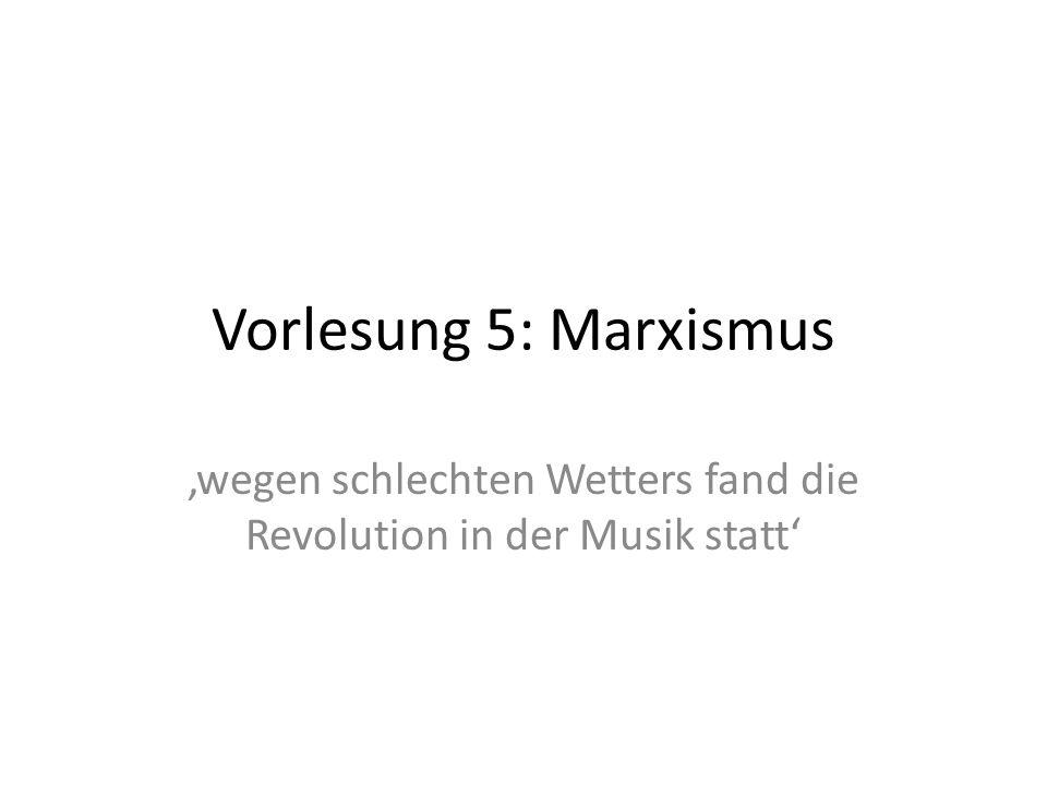 Lernziele Grundstrukturen Marxistischer Ansätze Wissen über die 4 wichtigsten Strömungen: – Imperialismus – Weltsystemansatz – Gramsci – Franz.