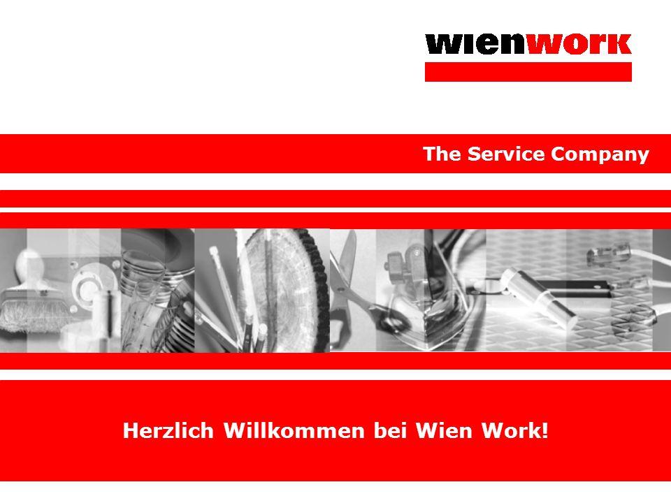 The Service Company Herzlich Willkommen bei Wien Work!