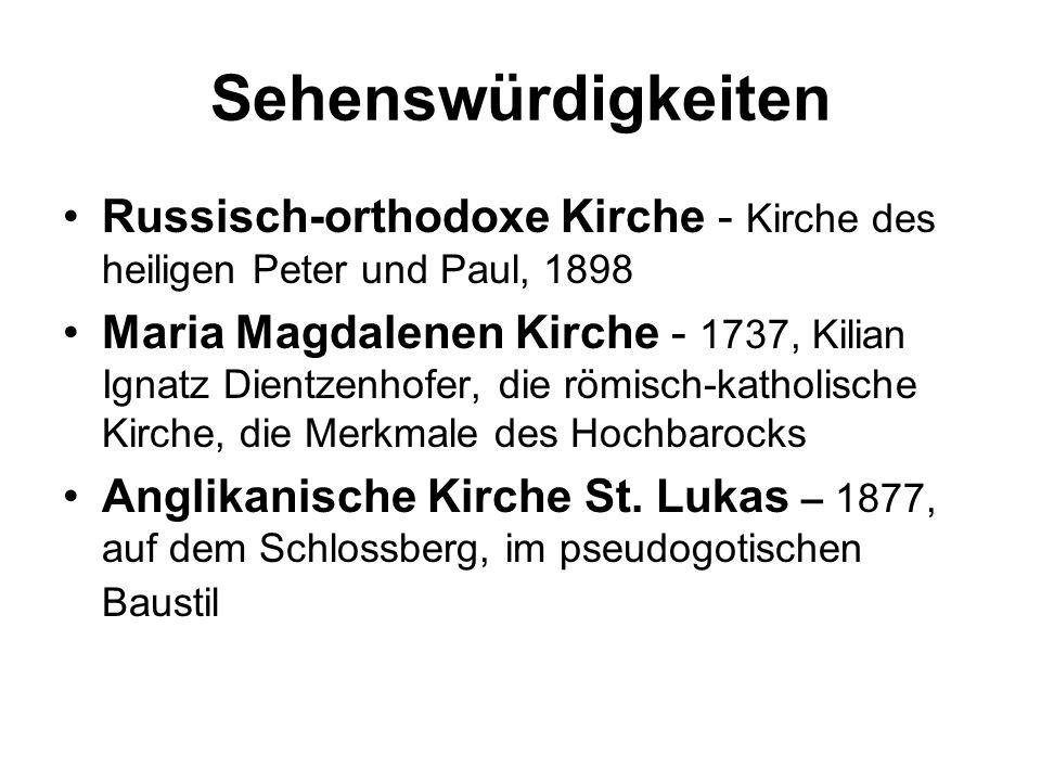 Sehenswürdigkeiten Kaiserbad – Bad I.- die Architekten Fellner und Helmer Bad V.