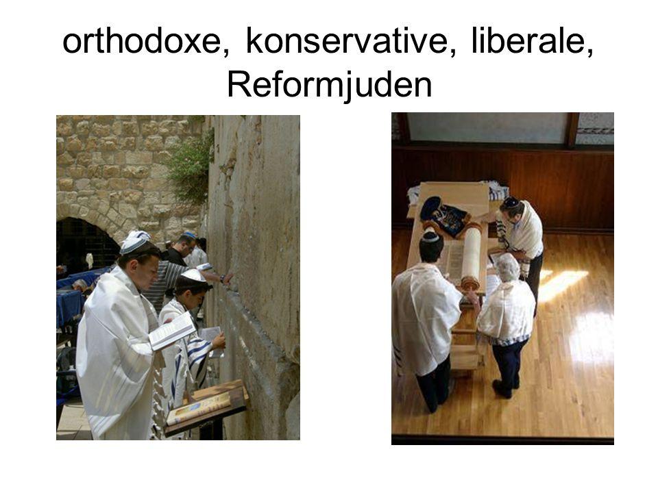 Tora setzt (heilsame) Grenzen Reinheitsgesetze als Begründung einer Sexualmoral Sabbat als Grenze der Arbeit Speisegebote als Aufforderung, die Nahrung zu reflektieren