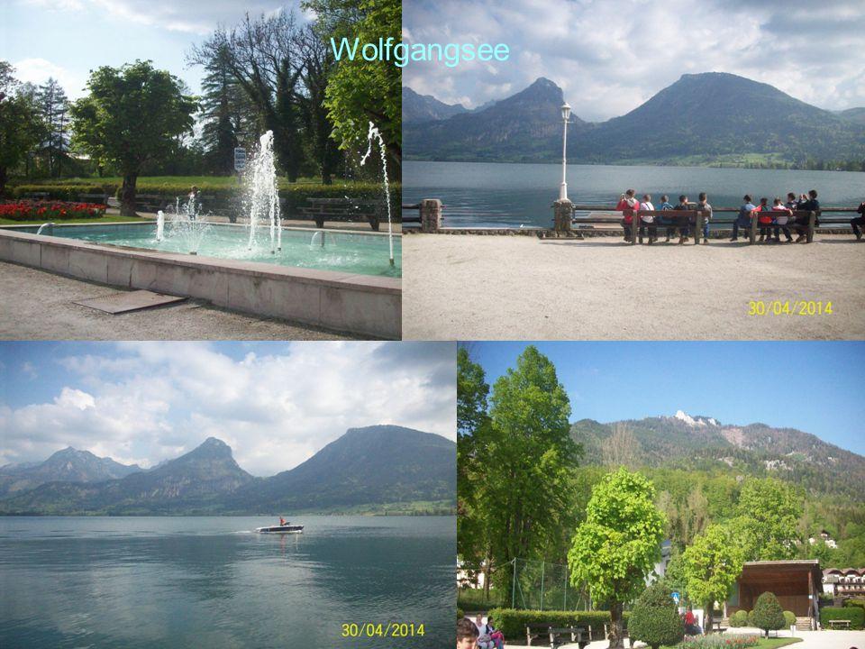 Wolfgangsee, starijeg imena također Abersee, je jezero u Austriji.