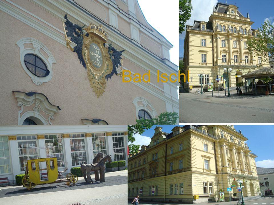 Bad Ischl je spa grad u Austriji.