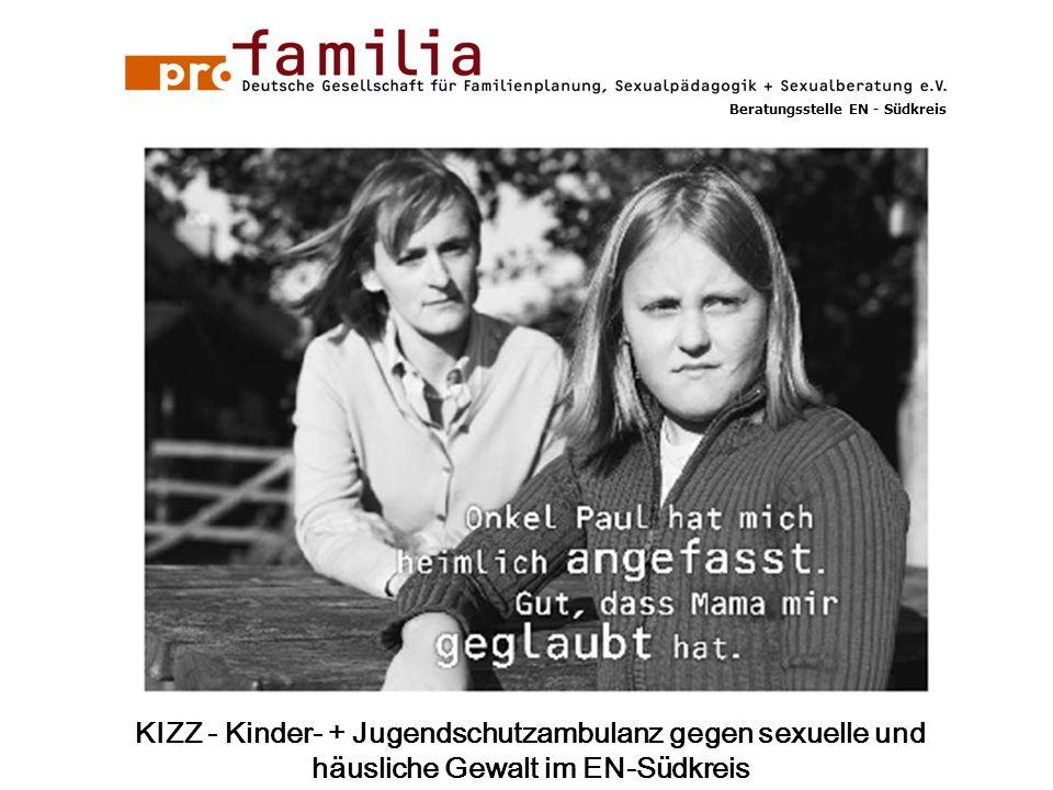 Beratungsstelle EN - Südkreis KIZZ - Kinder- + Jugendschutzambulanz gegen sexuelle und häusliche Gewalt im EN-Südkreis